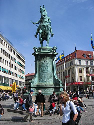 Göteborg, die zweitgrößte Stadt Schwedens