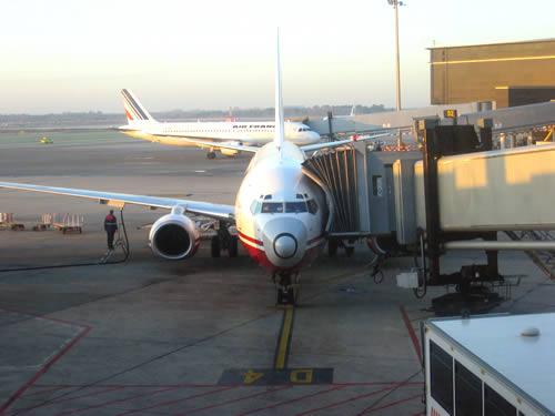 Mit Air Berlin geht's von Düsseldorf nach Barcelona