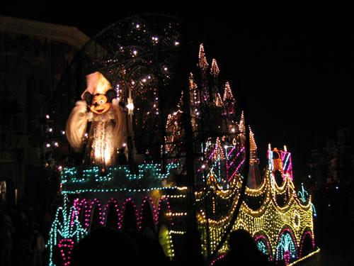 Ein Abschied im Disney-Stil.