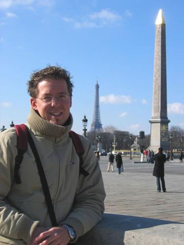 Vom Place de la Concorde