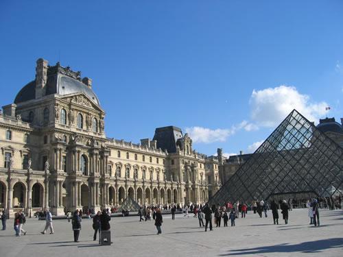 Der Louvre