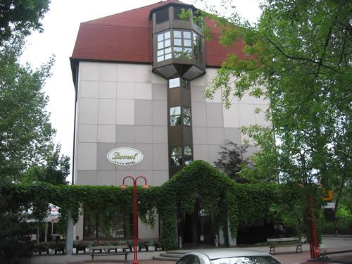 Unser 4-Sterne-Hotel Demel