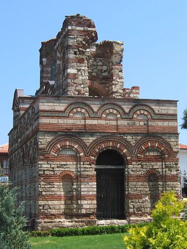 Nessebâr ist eine der ältesten Städte Europas