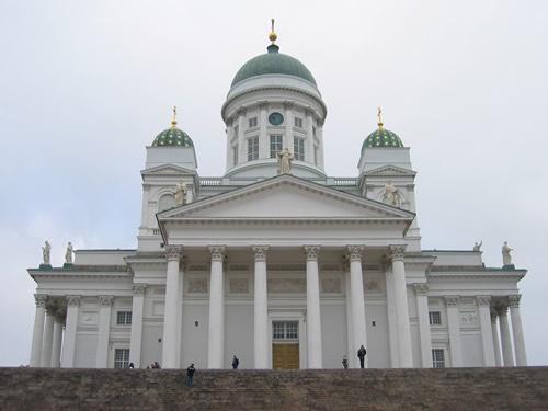 Der 1852 erbaute Dom