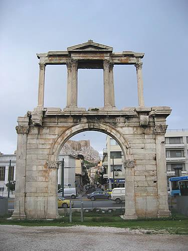 Der Hadrians-Bogen