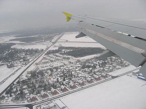 In Berlin hat's kräftig geschneit