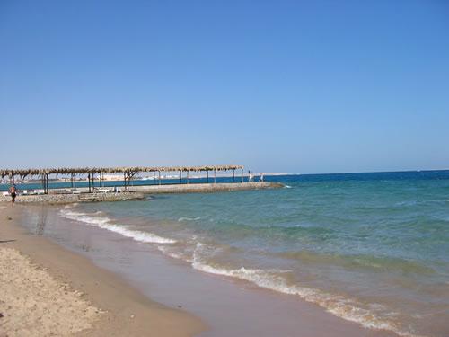 Heute ruhe ich mich am Strand aus