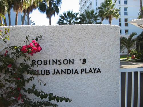 Der Robinson Club Jandia Playa