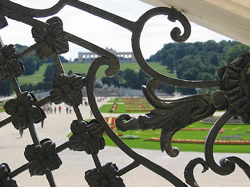 Das Schloss Schönbrunn - die kaiserliche Sommerresidenz ab 1717