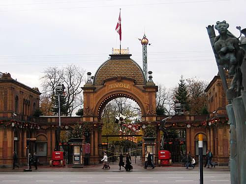 Tivoli - der beliebteste Freizeitpark Dänemarks