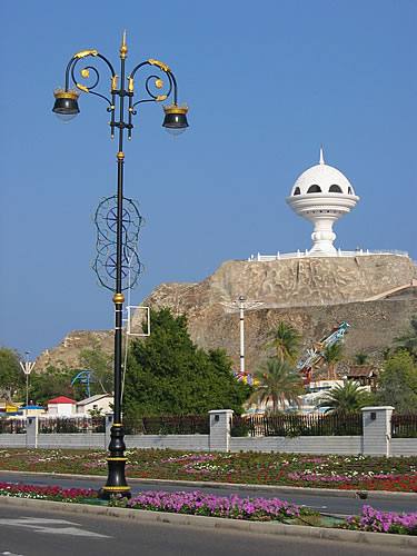 Der Oman, das Land von Sindbad dem Seefahrer