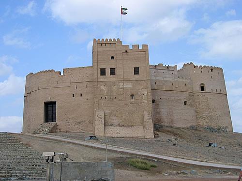 Das Fujairah-Fort
