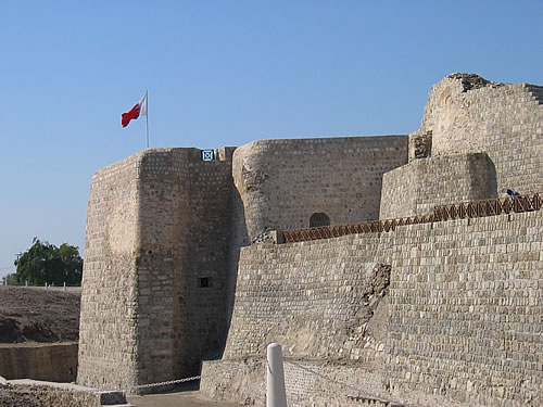 Das Bahrain-Fort ist unglaubliche 4.300 Jahre alt