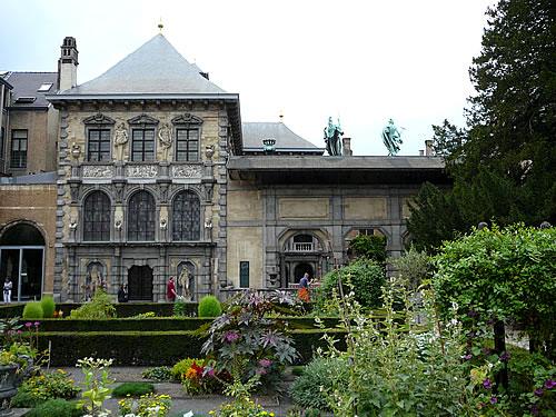 Das Rubenshaus, in dem der Künstler einst lebte und schaffte