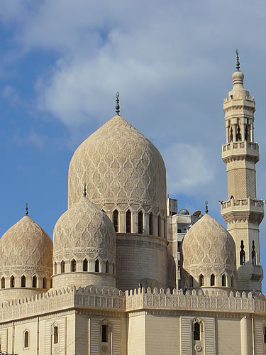 Verträumte Moschee