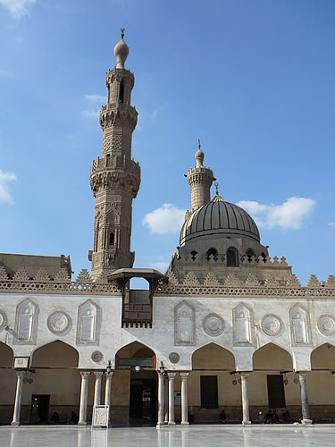 Die Al-Azhar-Moschee
