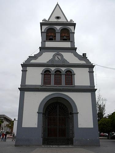 Kleine Kirche in Puerto del Rosario