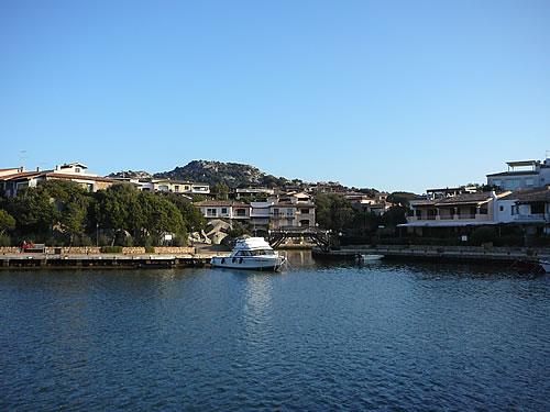 Das exklusive Hafenstädtchen Porto Rotondo