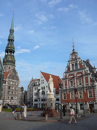 Das Rathausplatz