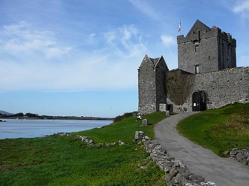 Das Dún Guaire Castle