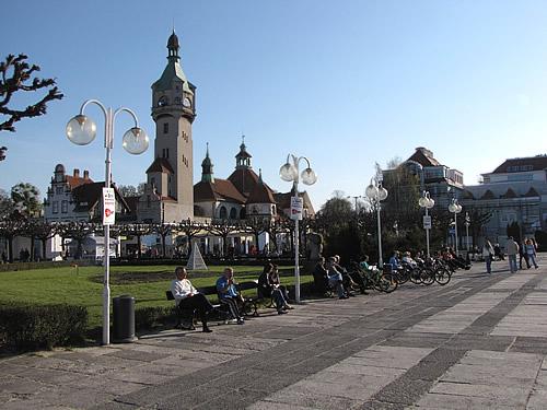 Das Ostseebad Zoppot