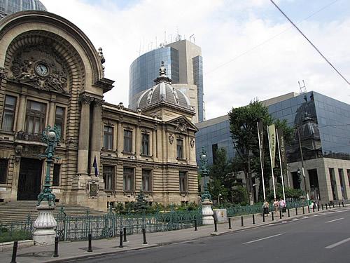 Bukarest - die Stadt der architektonischen Kontraste