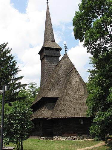 Kirche aus Transsilvanien