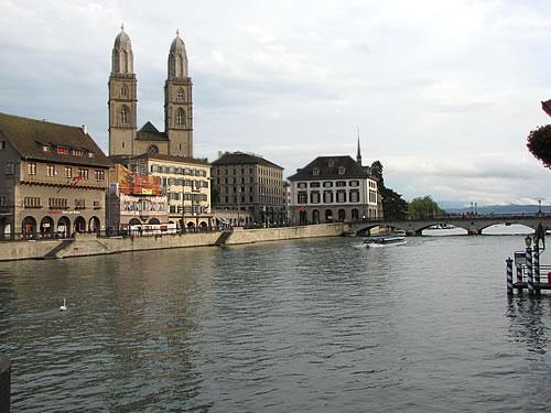 Brief Nach Zürich : Reisebericht tagestrip nach zürich im sommer