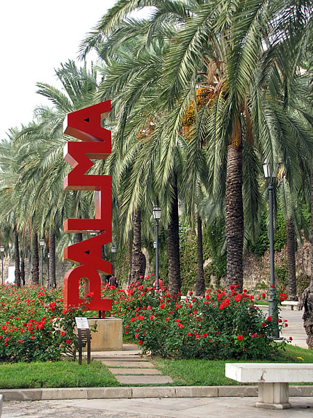 Die Hauptstadt der Insel: Palma de Mallorca