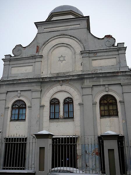 Synagoge aus dem Jahre 1872 in Kaunas