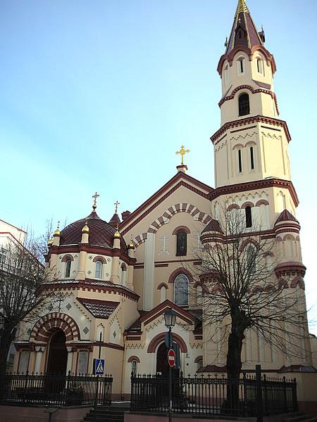 Die St.-Nikolaus-Kirche