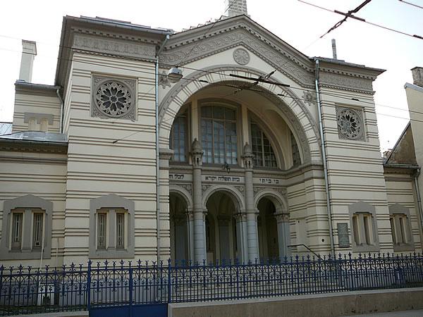 Von 105 sakralen jüdischen Stätten ist lediglich diese Synagoge in Vilnius erhalten geblieben