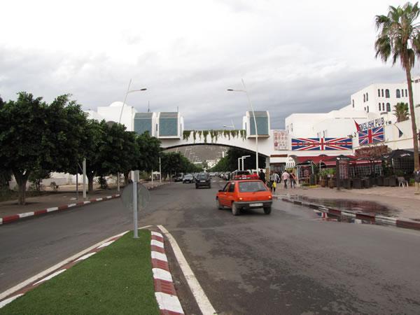 Viel gibt es in Agadir selbst nicht zu sehen