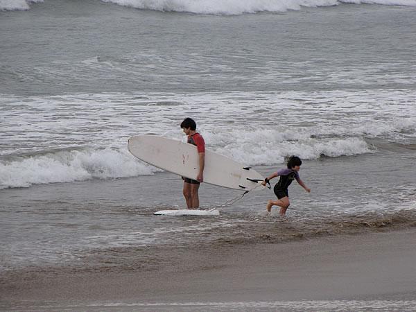 Agadir vor allem bei Windsurfern beliebt