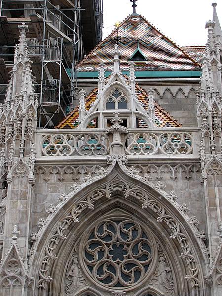 Die Matthiaskirche ist die bekannteste Kirche Ungarns