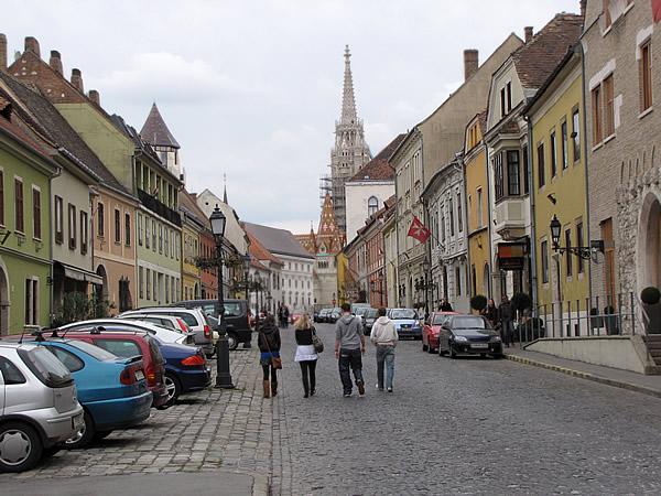 Wir laufen weiter durch die Altstadt