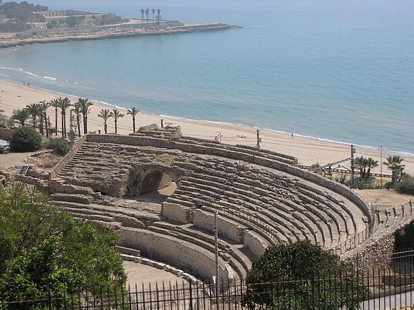 Tarragona war einst eine der wichtigsten römischen Städte in Spanien