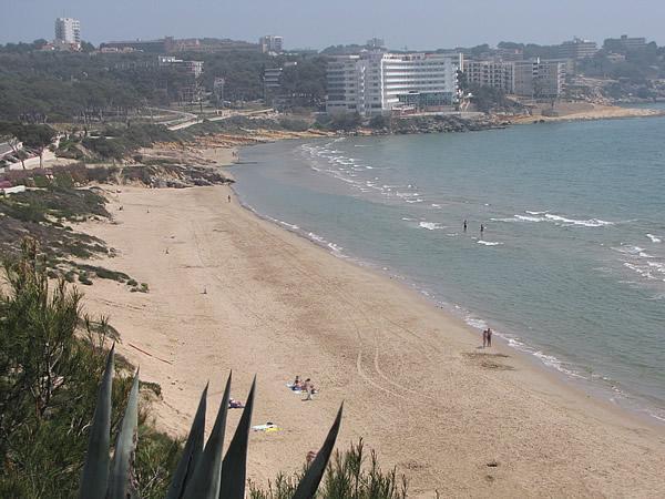 Herrlicher Strand an der Costa Daurada