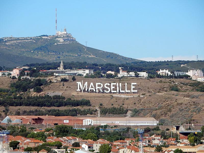 Willkommen in Marseille
