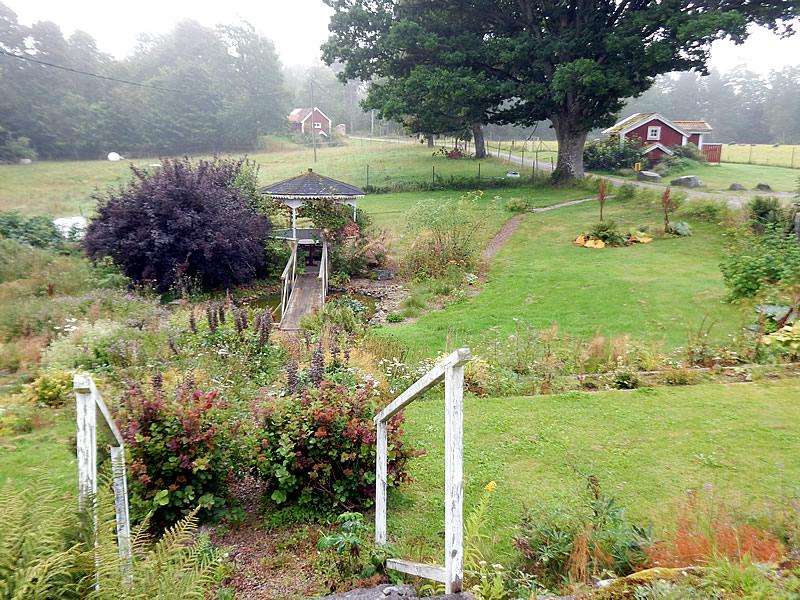 Der verträumte schwedische Bauernhof