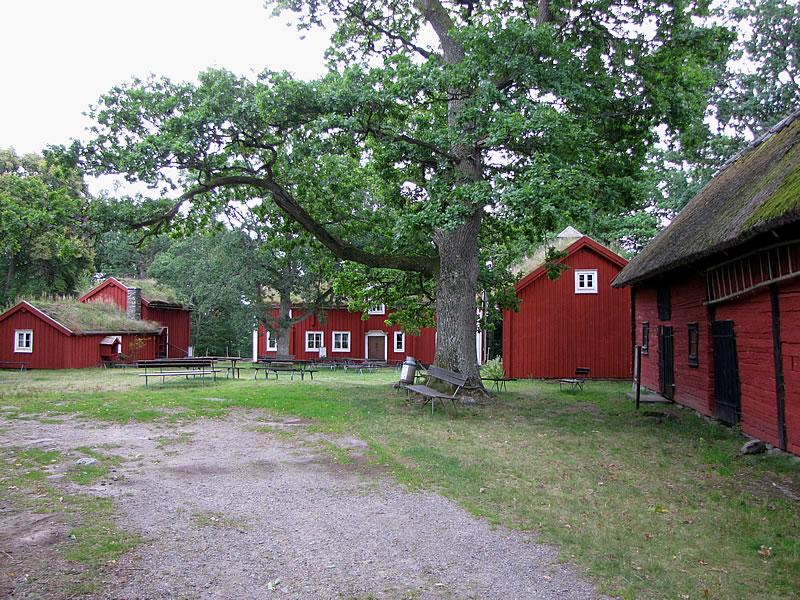 Das Lunnabacken Heimatmuseum