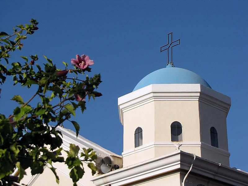 Die Kirche Agia Parakeue