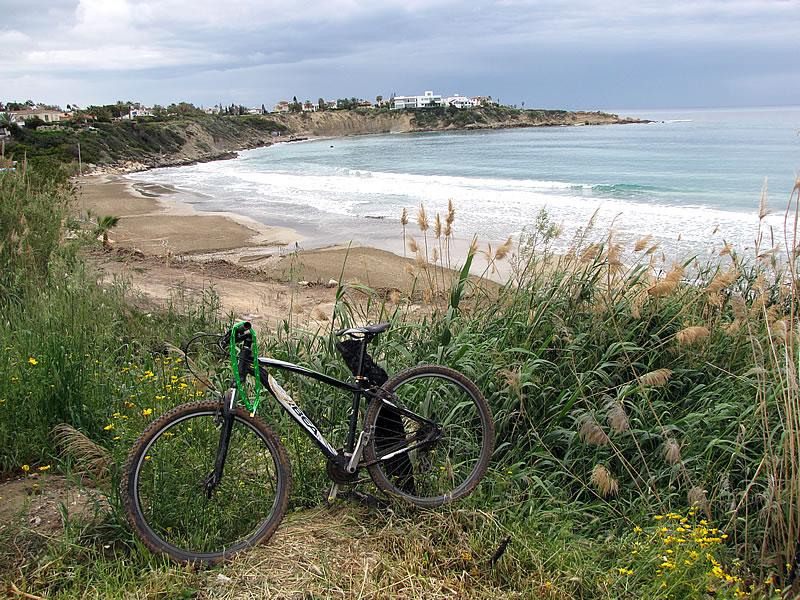 Mit dem Mountain Bike auf Zypern